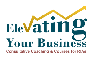 Financial Advisor's Business Coach Maria Programs